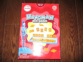 HANGMAN MINI GAME