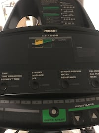 Great elliptical great price. Priced to move.