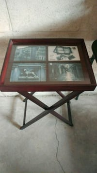TV serving tray with photos Toronto, M6H 4B5