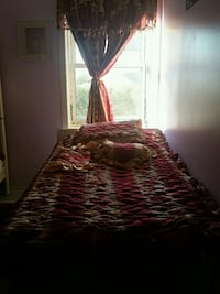 Bed Sheet With Matching Curtains
