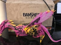 New in box Animal Kingdom pink Banshee disney
