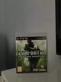 CallofDuty4: Modern Warfare (Playstation3)