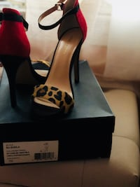 Animal print heels New York, 11226