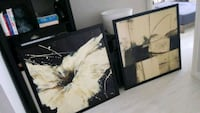 Two ikea paintings with frame Vaughan, L6A 0K1