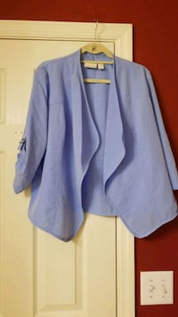 Chicos, size 1, jacket Harris County, 31820