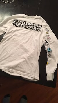 Small - retro Cartoon Network shirt  Thorold, L2V 4N6