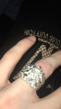 925 silver nugget ring Selkirk, R1A