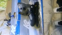 blue and white roller blades brand new never worn Vancouver, V6B