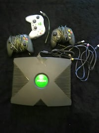 white Xbox 360 console with controllers Oakland, 94601