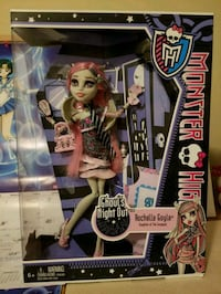 Monster High Ghouls Night Out Rochelle Goyle NIB Toronto, M5N 2E5