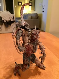 Werewolf classic monster action figure Mcfarlane  Laval, H7N 3V6