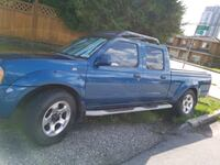 2002 Nissan Frontier supercharge Burnaby, V5H 2K5