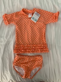 NWT Ruffle Butts Swimsuit 3T Altamonte Springs, 32701