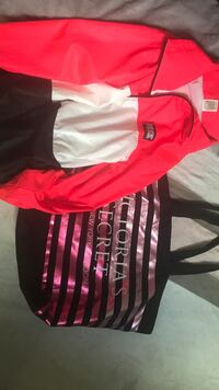 Victoria Secret Jacket and tote package (SIZE SMALL) North Las Vegas, 89030