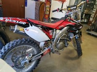 2002 crf450 Westminster