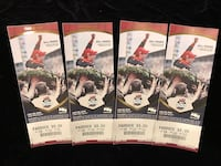 2019 Indy 500 4 tickets- Paddock section (way below cost!) Fishers, 46256