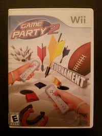 Game Party 2 for Nintendo Wii  Vaughan, L4L