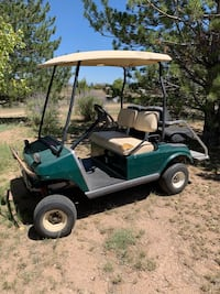 club car - DS gas power - 1998 Chino Valley, 86323