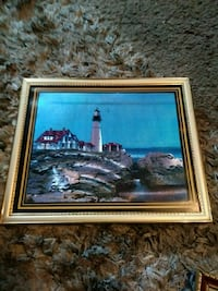 Lighthouse picture without frame 2292 mi