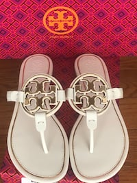 Brand New Tory Burch Miller Sandals S: 8 Herndon, 20190
