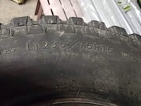 Goodyear Nordic Winter Tires R235/75R15. London