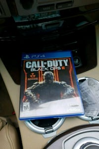 Call of Duty Black Ops 3 PS4 game case Vaughan, L4K 0A1