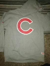 Cubs hoodie womens size small