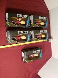 Lot of Star Trek The Wrath of Khan Booble Heads  Montgomery, 77316