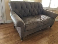 All leather loveseat by Century from Nest Featherings Las Vegas, 89135