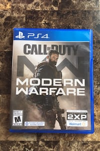 PS4 Call of Duty Modern Warfare Playstation 4
