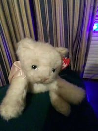 white and brown bear plush toy Winfield, 35594