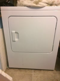 white front-load clothes dryer Gatineau, J8P 3H1