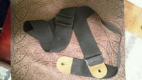 Guitar strap with leather ends Dundalk, 21222