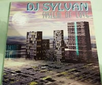 Disco Vinilo DJ Sylvan -System of love. Madrid, 28017