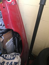 volvo 850 fender from driver side took from 1998 850 Broadlands, 20148