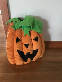Green and orange Halloween costume size 3  I have 2 of them  Montgomery, 12586
