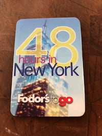 Fodor's togo 48 Hours in New York