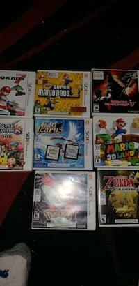 ALL THESE GAMES FOR ONLY $60 Kelowna, V1X 4K8