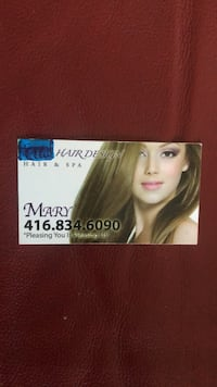 hair & spa Richmond Hill