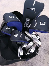 (Lefty) NEW golf clubs Decatur, 30032
