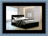 Twin platform bed with mattress Bowie
