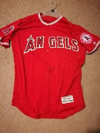 Los Angeles Angels of Anaheim Authentic Jersey Fontana, 92336
