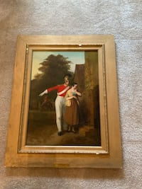 Vintage Art Work Antic with Frame Painting Rockville, 20850