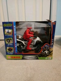 red and black RC toy box 68 km
