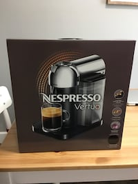 Nespresso black vertuo never opened new box Surrey, V3Z 0A4