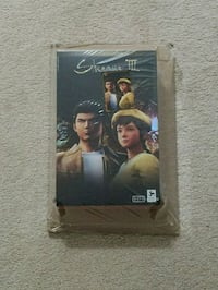 Shenmue III Collector's Edition Fairfax, 22033
