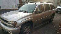 gray 2005 chevrolet trailblazer suv West Springfield, 01089