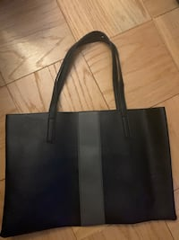 Vince Camuto Luck Tote (vegan leather) New York, 10021
