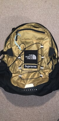 SUPREME X NORTH FACE BOOKBAG  Hampstead, 21074