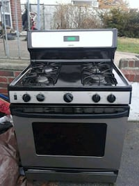 gas range stove oven (30 inches)